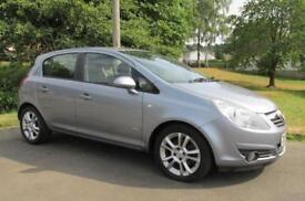 2008 (58) Vauxhall/Opel Corsa 1.3CDTi 16v ( 90ps ) ( a/c ) SXi