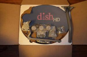 DISHNETWORK 1000.2 HIGH DEFINITION DISH -WESTERN ARC SATELLITES