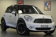 2012 Mini Countryman R60 Cooper D Chilli Light White Sports Automatic Wagon Chatswood Willoughby Area Preview
