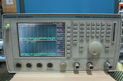 Marconi 6200a Microwave Test Set 10mhz-20ghz With Opt 001