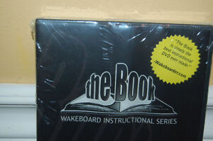 Wakeboard The Book  - Brand New DVD's 5 Disc Collection Kitchener / Waterloo Kitchener Area image 2