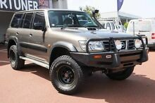 2003 Nissan Patrol GU III MY2003 ST Bronze 5 Speed Manual Wagon Mindarie Wanneroo Area Preview