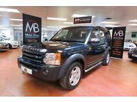 2006 LAND ROVER DISCOVERY 3 2.7 Td V6 S Auto Full Leather 7 St Side Steps PDC