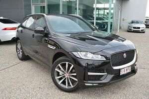 2016 Jaguar F-Pace R-Sport Ultimate Black 8 Speed Automatic Wagon Garbutt Townsville City Preview