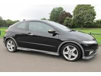 2009 (09) Honda Civic 2.2TD ( 138bhp ) Type S GT ***FINANCE AVAILABLE***
