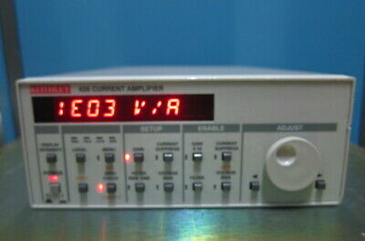 Keithley 428-prog Current Amplifier With Gpib Interface