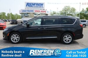 2017 Chrysler Pacifica Touring-Leather Plus, Dual DVD, Panoroof,