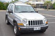 2003 Jeep Cherokee KJ MY2003 Renegade Silver 4 Speed Automatic Wagon Brompton Charles Sturt Area Preview