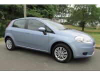 2006 (56) Fiat Grande Punto 1.4 ( 77bhp ) Dualogic Dynamic