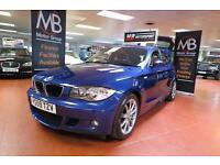 2010 BMW 1 SERIES 118i M SPORT [Start Stop] Sport Leather Seats AUX