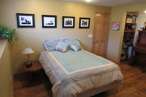 Large furnished double bedroom