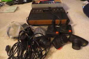 Atari Video Game Console