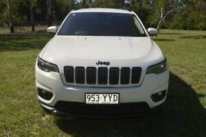 2019 Jeep Cherokee KL MY19 Night Eagle White 9 Speed Sports Automatic Wagon Rockhampton Rockhampton City Preview