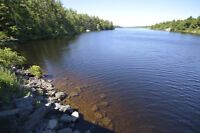 Ideal Waterfront Lot on Kennebec Lake!