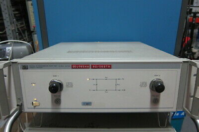 Hpagilent 8516a S-parameter Test Set 45mhz-40ghz With Option 003
