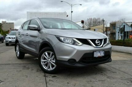 2014 Nissan Qashqai J11 ST Platinum 1 Speed Constant Variable Wagon Abbotsford Yarra Area Preview