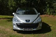 2009 Peugeot 308 XTE Turbo Grey 4 Speed Automatic Hatchback Nambour Maroochydore Area Preview