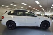 2013 BMW X5 E70 MY1112 xDrive30d Steptronic Alpine White 8 Speed Sports Automatic Wagon Chatswood Willoughby Area Preview