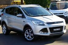 2013 Ford Kuga TF Trend PwrShift AWD Silver 6 Speed Sports Automatic Dual Clutch Wagon Blacktown Blacktown Area Preview