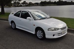 2000 Mitsubishi Lancer CE VR-X White 4 Speed Automatic Coupe Croydon Burwood Area Preview