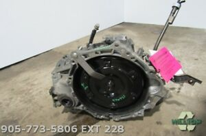 2009-2012 Toyota Corolla automatic transmission -With only 101km