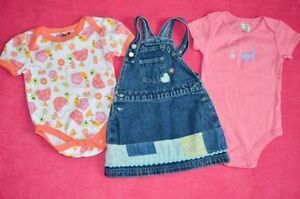 Girl's 12 months Clothing