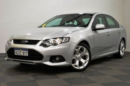 2012 Ford Falcon FG MkII XR6 Silver 6 Speed Manual Sedan Edgewater Joondalup Area Preview