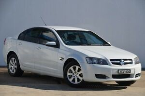 2009 Holden Commodore VE MY09.5 Omega White 4 Speed Automatic Sedan Blacktown Blacktown Area Preview