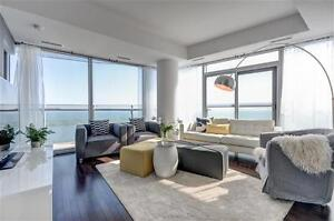 Downtown 3 Bedroom 2 Bathroom Stunner with Unparalled Lake Views