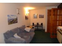 Furnished 1 Bedroom flat in converted warehouse on the shore