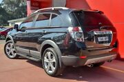 2013 Holden Captiva CG Series II MY12 7 AWD LX Black 6 Speed Sports Automatic Wagon Dandenong Greater Dandenong Preview