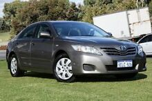 2011 Toyota Camry ACV40R MY10 Altise Bronze 5 Speed Automatic Sedan Wangara Wanneroo Area Preview