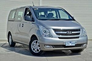 2013 Hyundai iMAX TQ-W MY13 Grey 5 Speed Automatic Wagon Seaford Frankston Area Preview