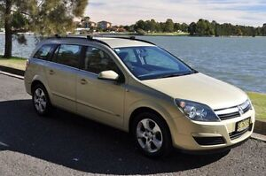 2005 Holden Astra AH MY06 CDX Bronze 4 Speed Automatic Wagon Croydon Burwood Area Preview