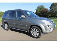 2005 (55) Honda CR-V 2.2 i-CTDi Executive ***CREDIT/DEBIT CARDS ACCEPTED***