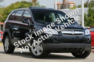 2010 Holden Captiva CG MY10 SX AWD Black 5 Speed Sports Automatic Wagon Gepps Cross Port Adelaide Area Preview