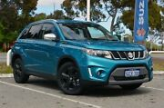 2016 Suzuki Vitara LY S Turbo (fwd) Turquoise 6 Speed Automatic Wagon Cannington Canning Area Preview