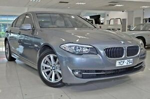 2010 BMW 520D F10 Steptronic Grey 8 Speed Sports Automatic Sedan Dandenong Greater Dandenong Preview