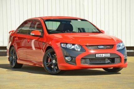 2013 Ford Performance Vehicles F6 FG MK II  6 Speed Auto Seq Sportshift Sedan Lansvale Liverpool Area Preview