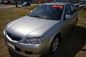 2003 Mazda 323 BJ II-J48 Astina Silver 5 Speed Manual Hatchback Vincent Townsville City Preview