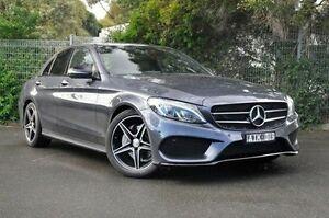 2016 Mercedes-Benz C200 Grey Sports Automatic Sedan Doncaster Manningham Area Preview