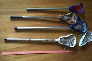 Lacrosse Gear (very good condition) kijiji ad 2-of-2