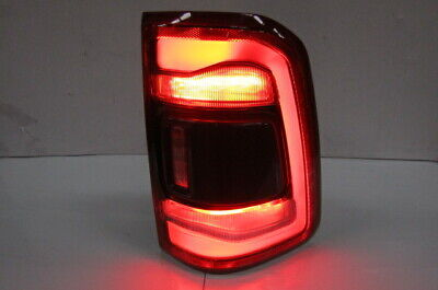 2019 2020 DODGE RAM OEM RIGHT LED TAIL LIGHT W/ RED TRIM  W/ MODULE TESTED T2