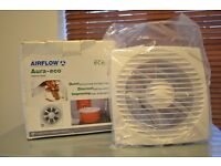 Extractor Fan AIRFLOW Aura Eco 150T -New