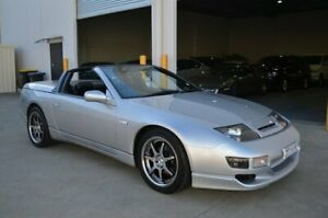 1992 Nissan 300ZX Z32 Silver Automatic Convertible Brompton Charles Sturt Area Preview