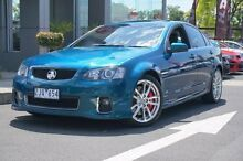 2012 Holden Commodore  Green Sports Automatic Sedan Watsonia North Banyule Area Preview