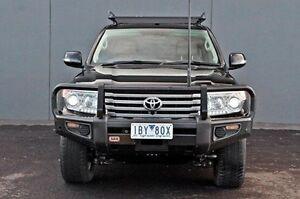 2013 Toyota Landcruiser Black Sports Automatic Wagon Cranbourne Casey Area Preview