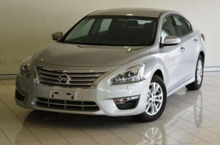 2014 Nissan Altima L33 ST X-tronic Silver 1 Speed Constant Variable Sedan Southport Gold Coast City Preview