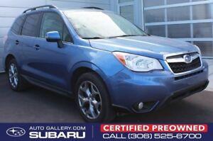 2015 Subaru Forester LIMITED | SUBARU FULL TIME AWD | POWER LIFT