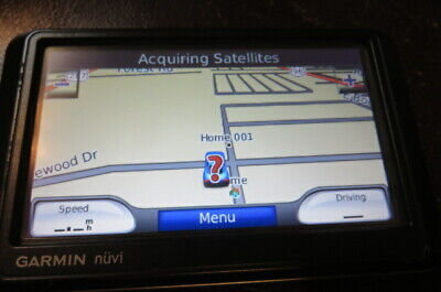 Garmin NUVI Series 7 GPS Navigation Used with Auto Accessories WORKS GREAT!